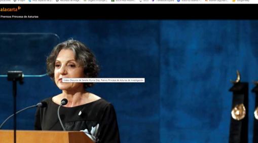 Premio Princesa de Asturias a la Investigacción Científica y Técnica